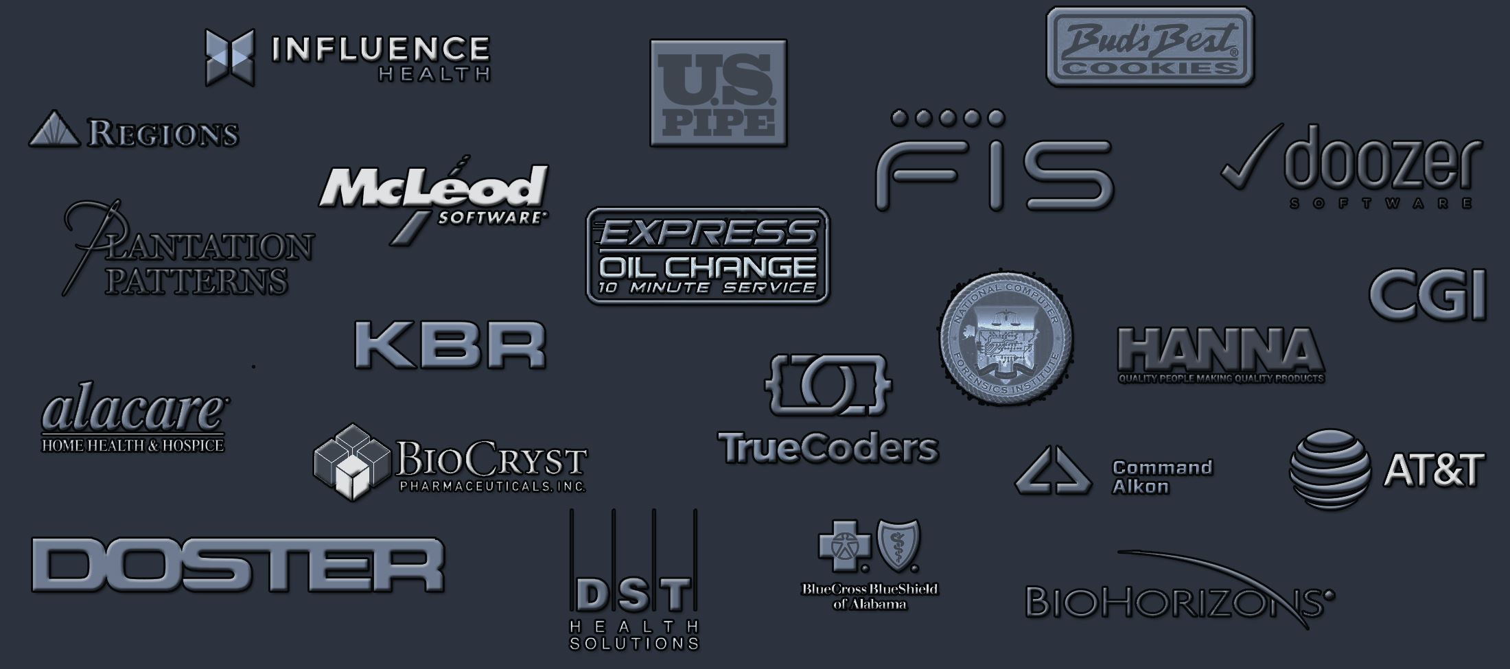 Hoover Corporate Logos