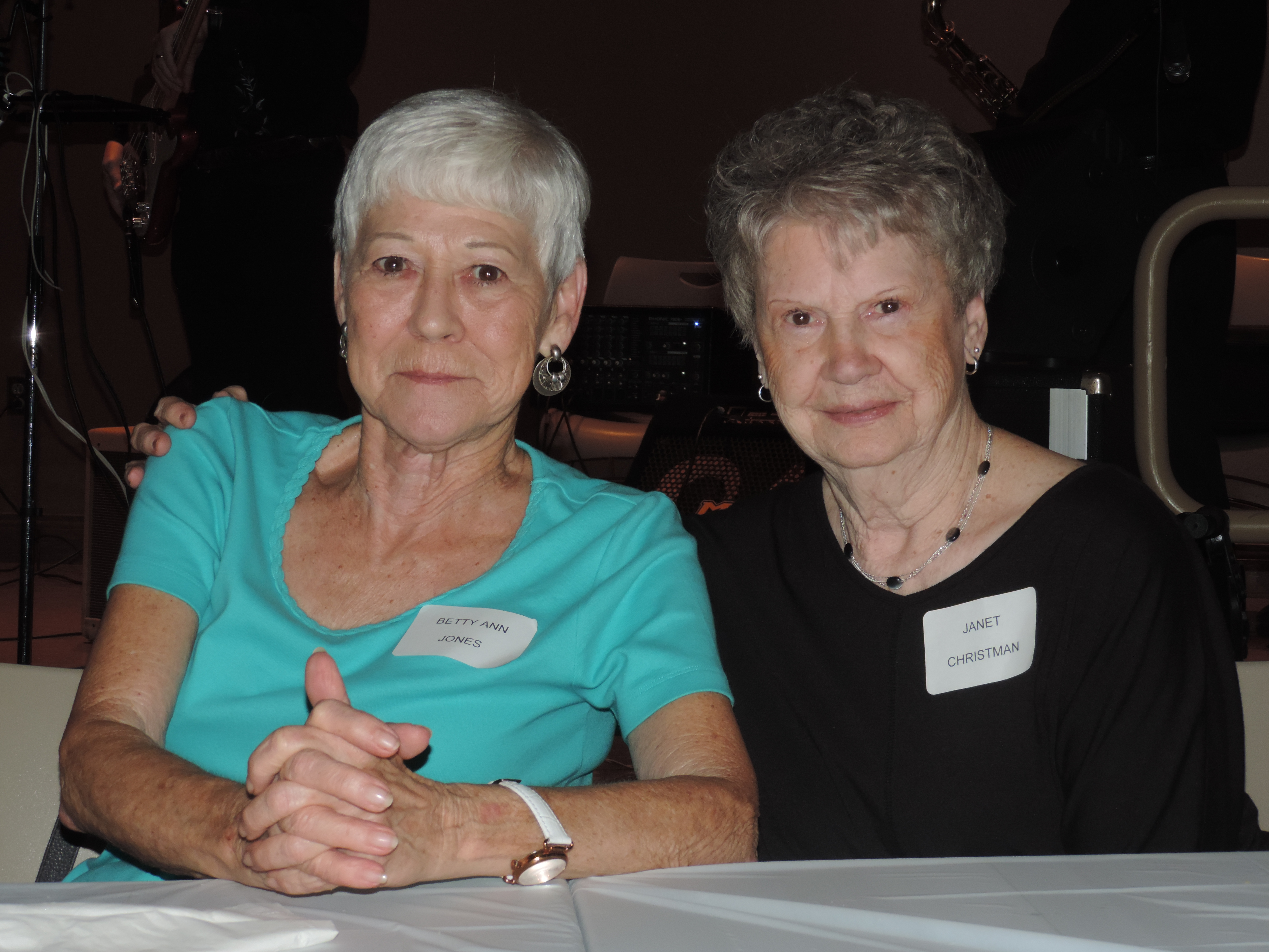 Betty Ann Jones Jan Christman